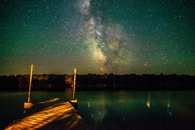 A Beautiful Landscape Located in South Dakota