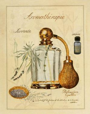 Aromatherapie, Lavande by Laurence David
