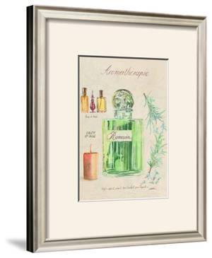 Aromatherapie, Romarin by Laurence David