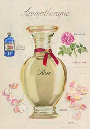 Aromatherapie, Rose