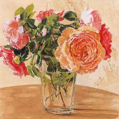 Autour d'Un Bouquet I