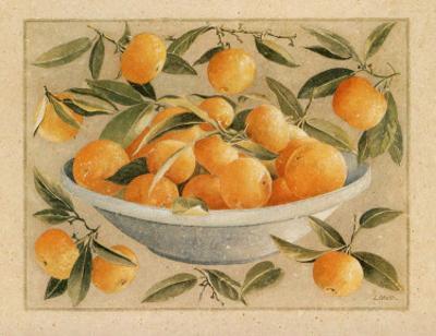 Coupe d'Agrumes, Oranges