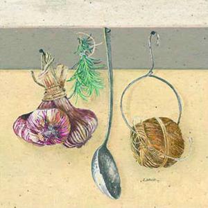 Dans la Cuisine, la Ficelle by Laurence David