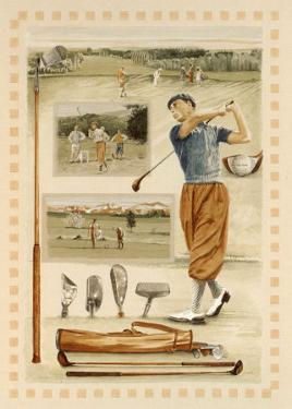Golf by Laurence David