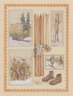 Ski I by Laurence David