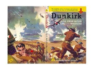 Book Cover for 'Dunkirk' by Laurence Fish