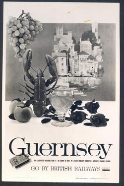 Guernsey, 1960 by Laurence Fish