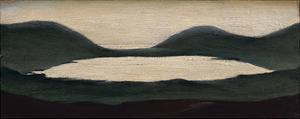 Lake, 1951 by Laurence Stephen Lowry
