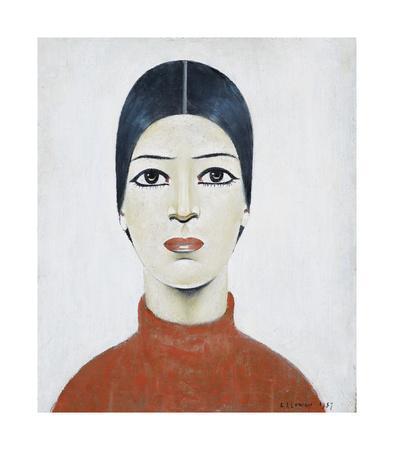 Portrait Of Ann, 1957