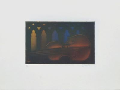 Hommage à Vivaldi II by Laurent Schkolnyk
