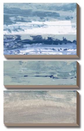 Coastal Hues I by Laurie Fields