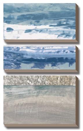 Coastal Hues II by Laurie Fields