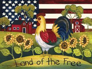 Chicken, Land of the Free by Laurie Korsgaden