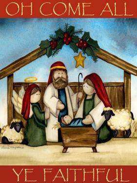 Come All Ye Faithful by Laurie Korsgaden