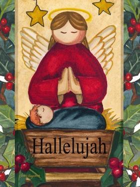 Hallelujah by Laurie Korsgaden