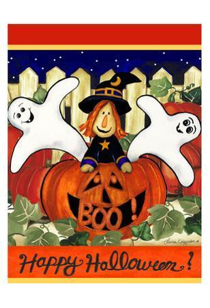 Happy Halloween by Laurie Korsgaden