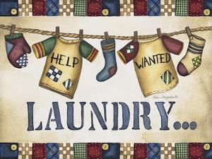 Help Wanted Laundry by Laurie Korsgaden