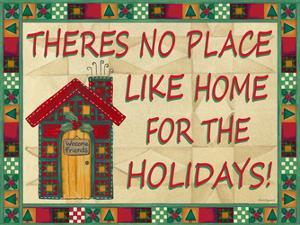 Home for The Holidays by Laurie Korsgaden