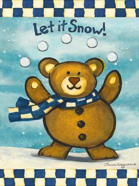 Let it Snow by Laurie Korsgaden