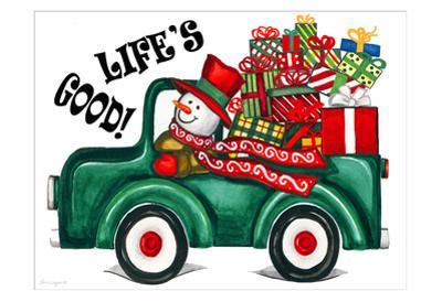 Life's Good by Laurie Korsgaden