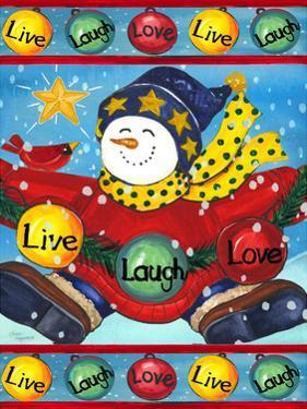 Live Laugh Love by Laurie Korsgaden
