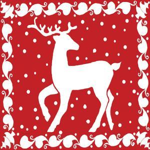 Oh Deer by Laurie Korsgaden