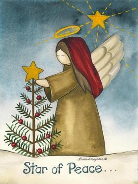 Star of Peace by Laurie Korsgaden