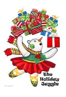 The Holidays Again by Laurie Korsgaden