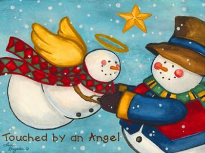 Touched by An Angel by Laurie Korsgaden