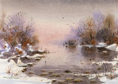 A Quiet Place by LaVere Hutchings