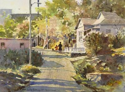 Back Street by LaVere Hutchings