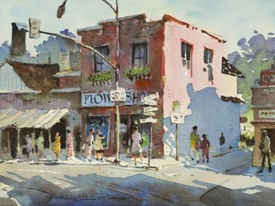 Main Street by LaVere Hutchings