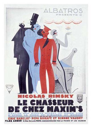 Chasseur Chez Maxim's