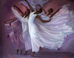 Angel Wings by Laverne Ross