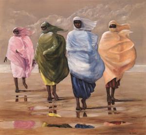Islanders by Laverne Ross