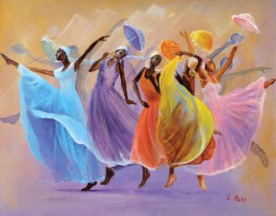 Tribute by Laverne Ross