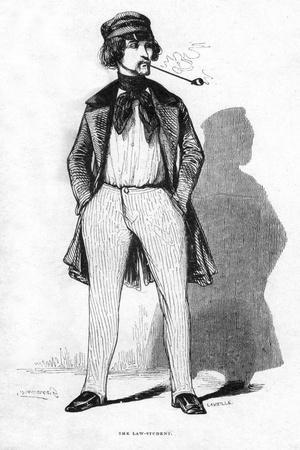 The Law Student, 19th Century