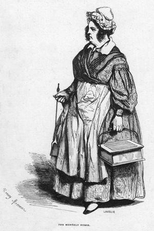 The Monthly Nurse, 19th Century