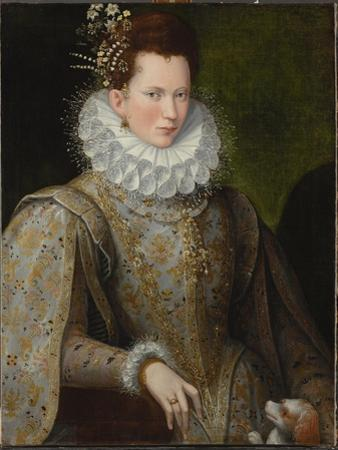 Portrait of a Lady, 1590s by Lavinia Fontana
