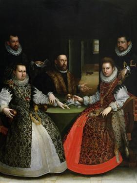 The Gozzadini Family by Lavinia Fontana