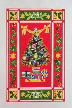 Christmas Tree by Lavinia Hamer