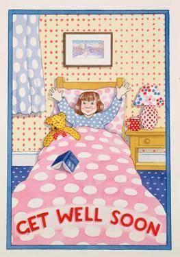 Get Well Soon by Lavinia Hamer