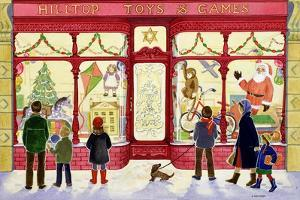 Hilltop Toys and Games by Lavinia Hamer