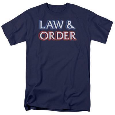 Law & Order - Logo