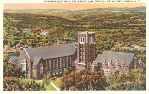 Law School, Cornell University, Ithaca, New York