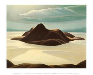 Pic Island by Lawren S^ Harris