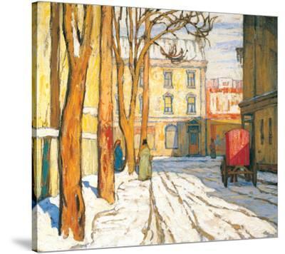 Toronto Street, Winter Morning
