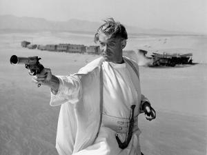 LAWRENCE OF ARABIA, 1962 directed by DAVID LEAN Peter O'Toole was nominated in the Best Actor categ