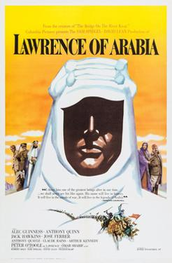Lawrence of Arabia, 1962