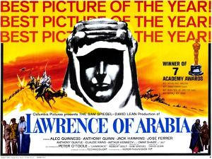 Lawrence of Arabia, 1963